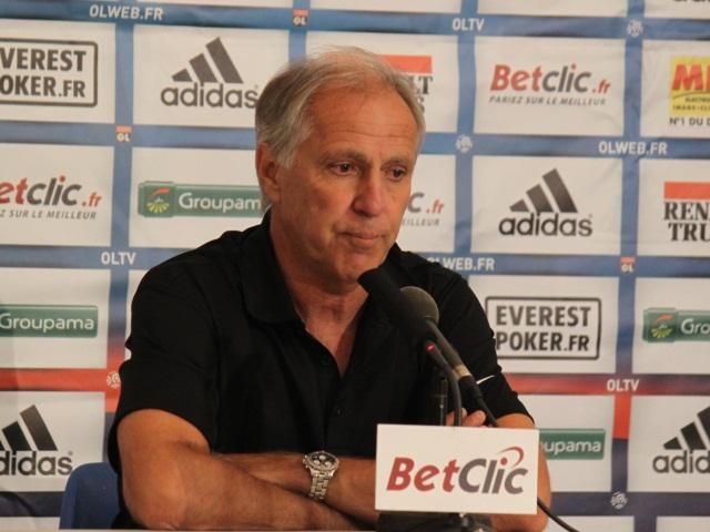 OL : René Girard nie avoir été contacté pour remplacer Hubert Fournier