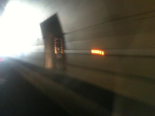Le deuxième radar du tunnel de la Croix-Rousse a commencé à flasher
