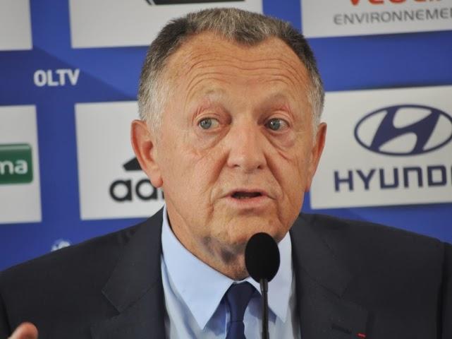 Après la défaite face à Bordeaux, Aulas n'accable pas ses joueurs