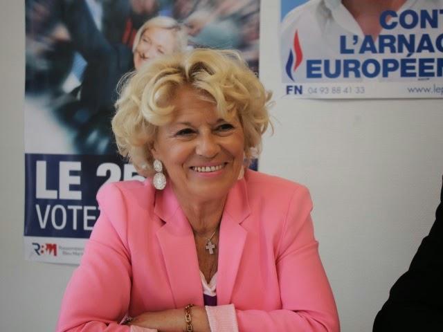 Marie-Christine Arnautu - LyonMag