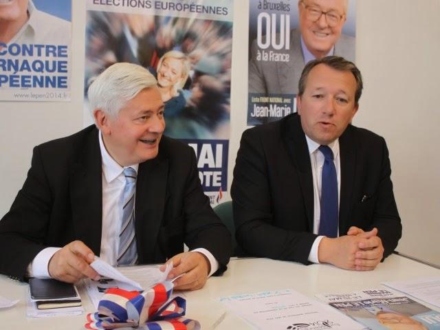 Congrès du FN : Boudot réélu au bureau politique, Gollnisch aussi mais affaibli
