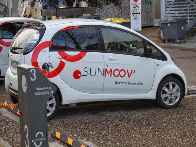 Lyon : le service d'autopartage Sunmoov' s'arrête sans faire de vague