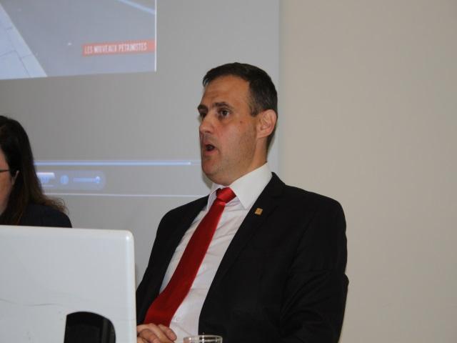Injures d'Yvan Benedetti contre l'ancien préfet : 12 000 euros d'amende requis