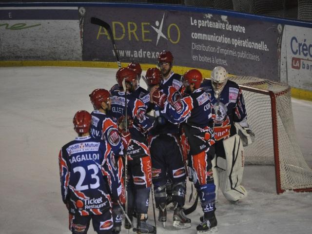 Hockey : le LHC s'offre la tête de Grenoble (4-2)