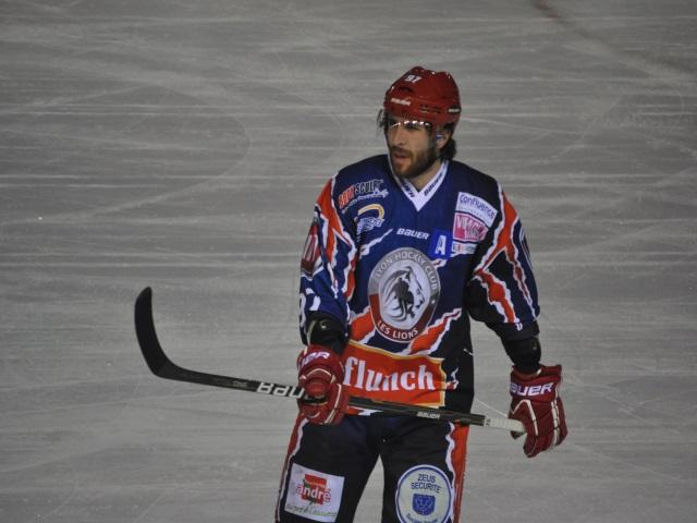 Hockey: les Lions à Grenoble ce vendredi soir