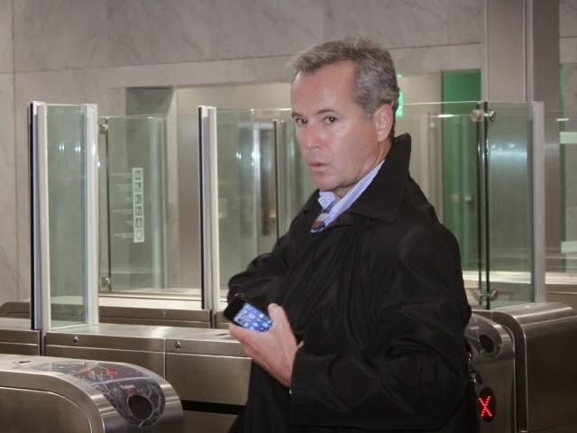 Gilles Vesco furax d'être allumé sur ses indemnités à la Métropole de Lyon