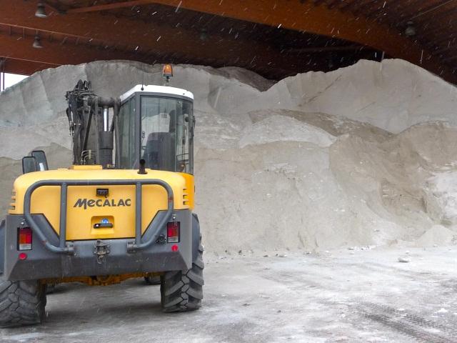 Neige : la Métropole de Lyon va déclencher son dispositif de viabilité hivernale