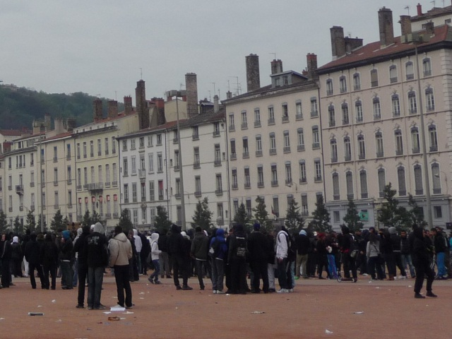 """Le rassemblement """"CIO Plein Vent"""" ce samedi à Bellecour contre le démantèlement du Service Public d'Orientation"""