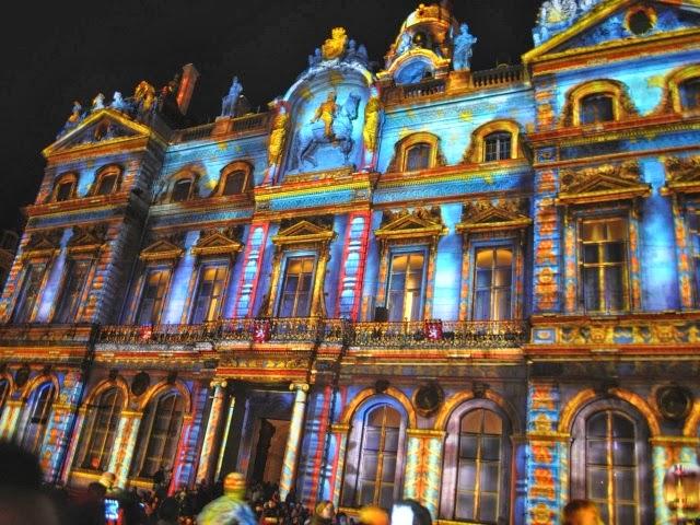 Fête des Lumières 2016 à Lyon : un beau bazar en Presqu'île ?