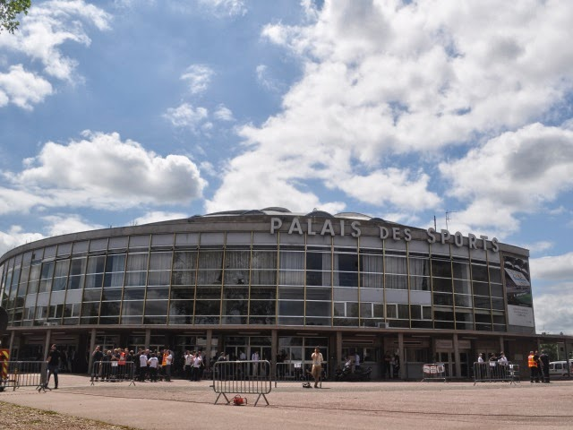 Le palais des Sports de Gerland va devenir un centre de vaccination