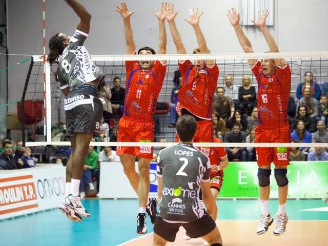 Match décisif pour l'ASUL Volley à Paris ce vendredi