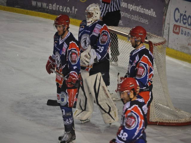 Hockey : le LHC s'incline face à Morzine
