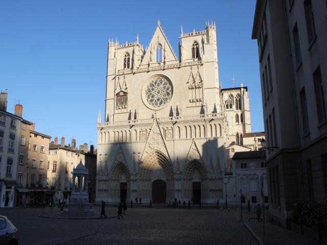 Sur les 178 lieux de culte catholique protégés, aucun ne se trouve dans le Rhône
