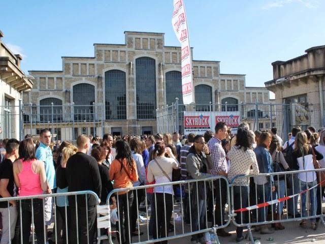 Lyon : la Halle Tony-Garnier évacuée en plein spectacle après un incendie
