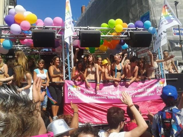 Un hommage aux victimes d'Orlando à la Gay Pride de Lyon ce samedi