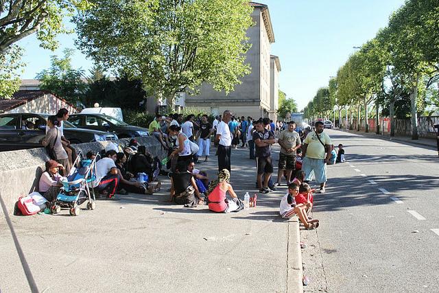 Les Roms s'installeront finalement à Saint-Priest plutôt qu'à Saint-Clément-les-Places