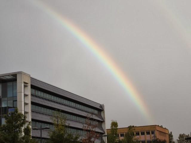 Météo à Lyon : averses et éclaircies ce week-end