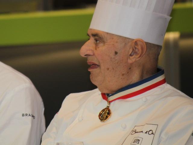 Paul Bocuse rend hommage à Jean-Pierre Coffe