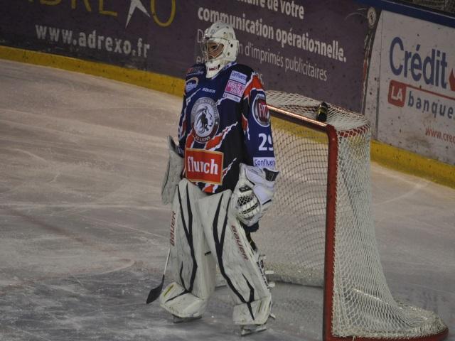 Le LHC s'incline 2-1 lors du derby face à Grenoble
