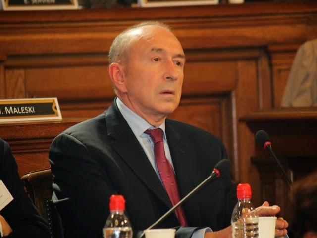 Lyon : Gérard Collomb attendu à Paris lundi, la séance du conseil municipal reportée