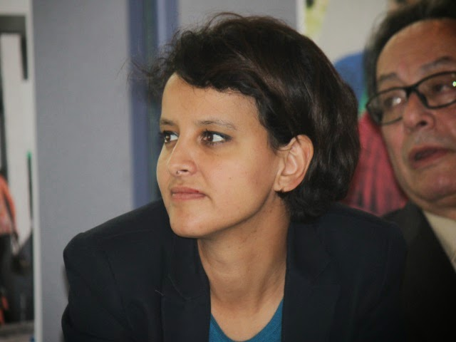 Najat Vallaud-Belkacem envisage... un 3e enfant