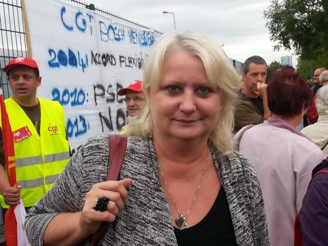 Vénissieux : Michèle Picard a un furieux problème d'adresse
