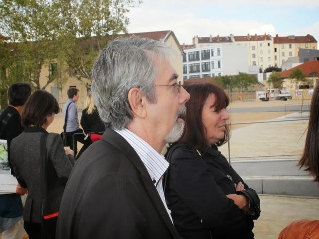Lyon : une place Flaconnèche, en hommage à l'ancien maire du 7e