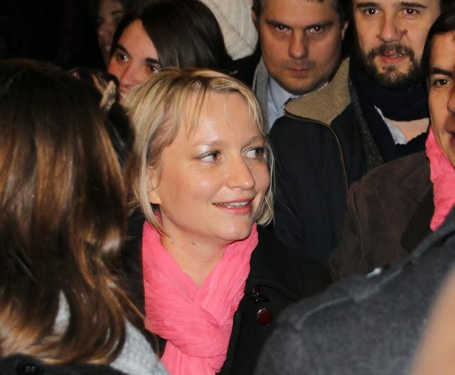 Régionales : premières élections pour la candidate Caroline Collomb ?