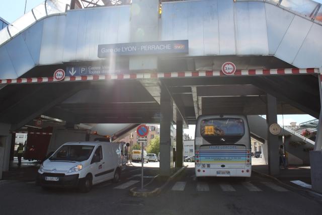 FlixBus déménage à Perrache