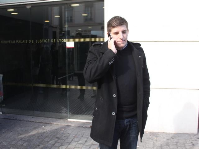 Alexandre Gabriac condamné à de la prison ferme