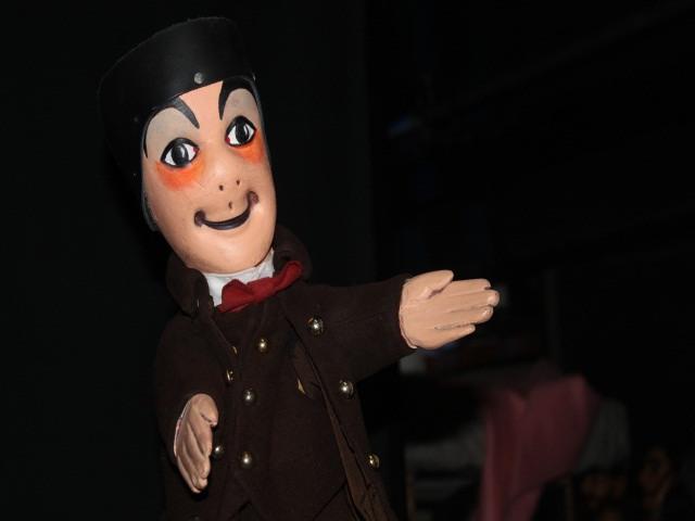 """Coup d'envoi de l'exposition de Guignol """"Y a ceux qui disent"""" ce mardi"""