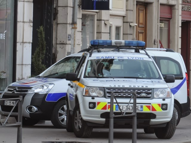Vaulx-en-Velin : quatre femmes blessées dans un accident de la route