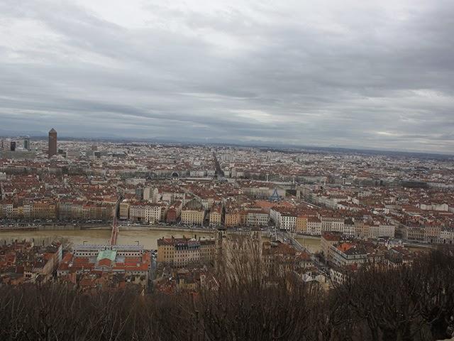 Lyon : un temps mitigé pour la Saint-Sylvestre