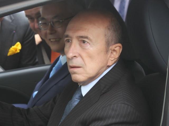 Des voyages prévus en Chine et en Algérie pour Gérard Collomb
