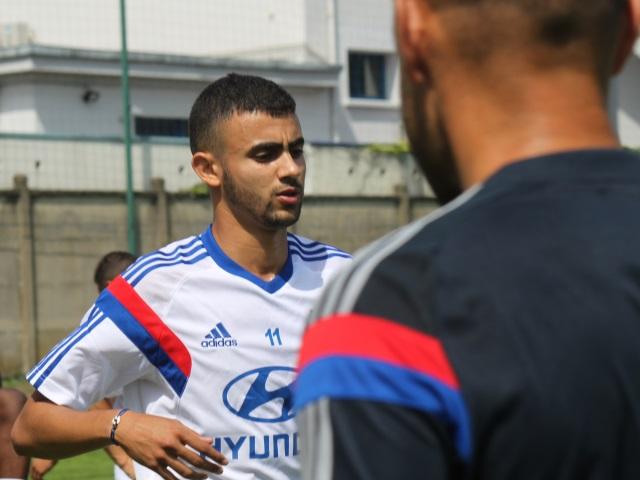 Un accord trouvé entre l'OL et Everton pour Ghezzal
