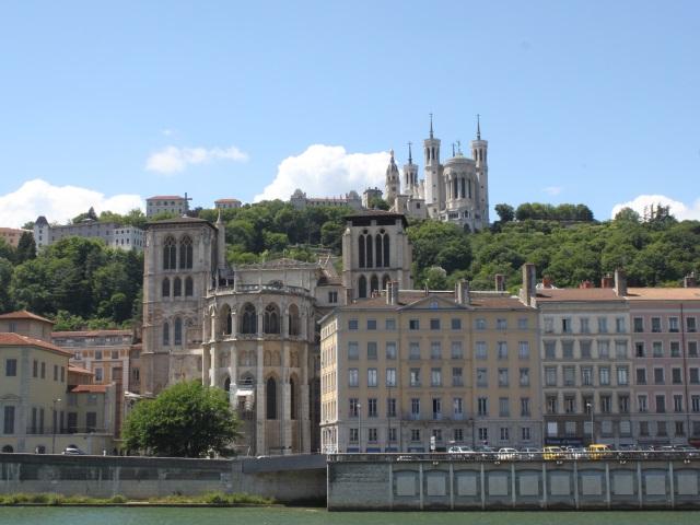 Lyon, cinquième ville la plus médiatisée dans les JT en 2013