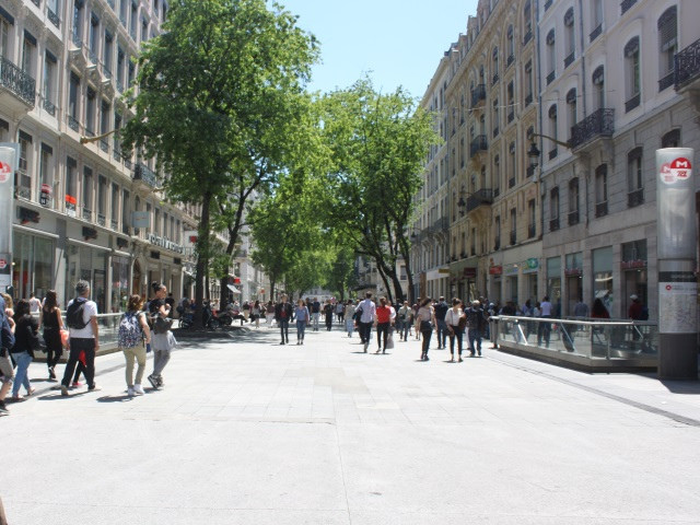 Lyon 2e : Nike et Maxibazar s'installent rue de la République