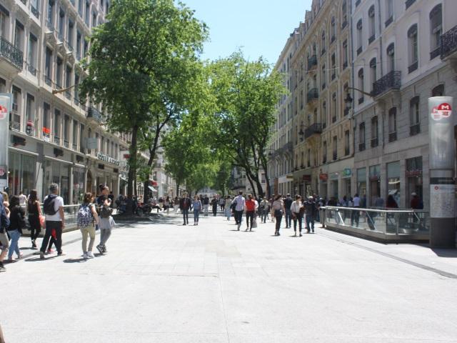 Une Vegan Place s'installe place de la République à Lyon ce samedi