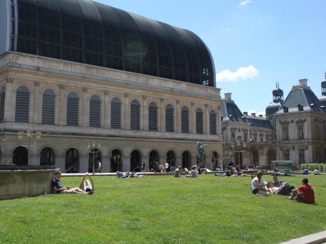 Les coulisses de l'Opéra de Lyon ouvertes au public ce samedi