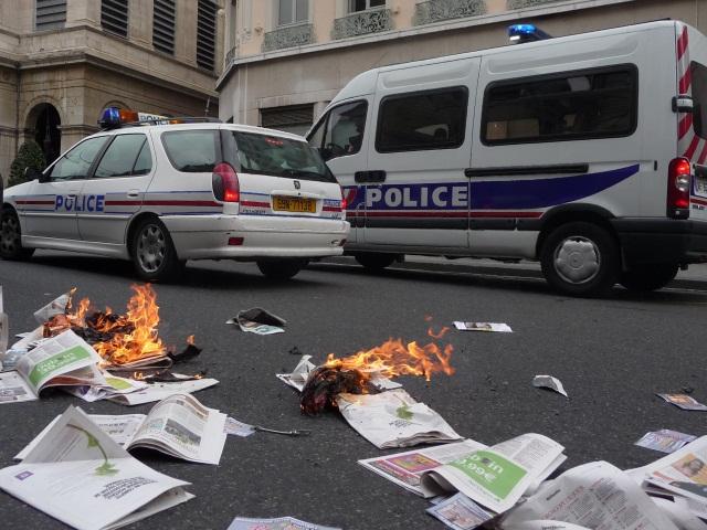 14 juillet à Lyon : des interpellations après des tirs de mortiers sur des policiers