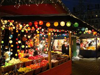 Croix Rousse : le retour du marché de Noël