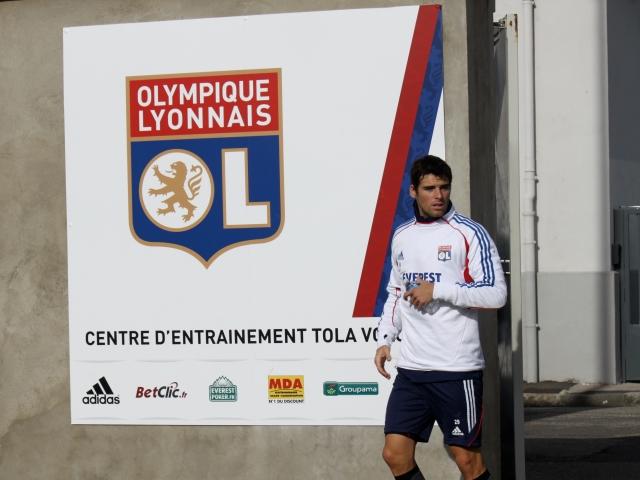 OL : Yoann Gourcuff va déjà retrouver l'entraînement