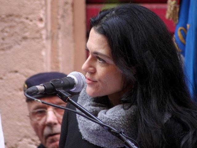 Nathalie Perrin-Gilbert empêchée par la police municipale d'assister à une réunion