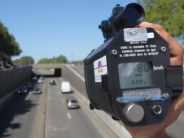 Un automobiliste contrôlé à 197km/h sur l'A7