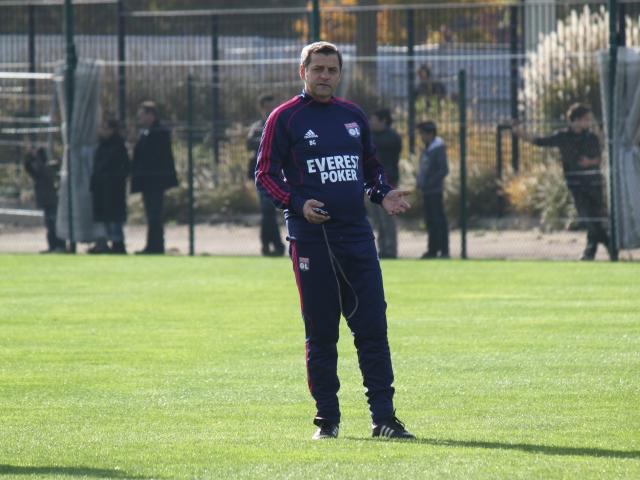 OL : l'heure de Bruno Génésio est arrivée