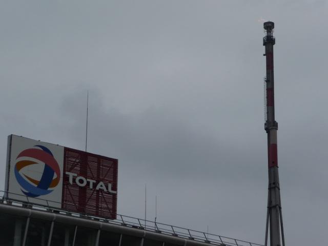 Du matériel radioactif chute, la raffinerie de Feyzin bouclée