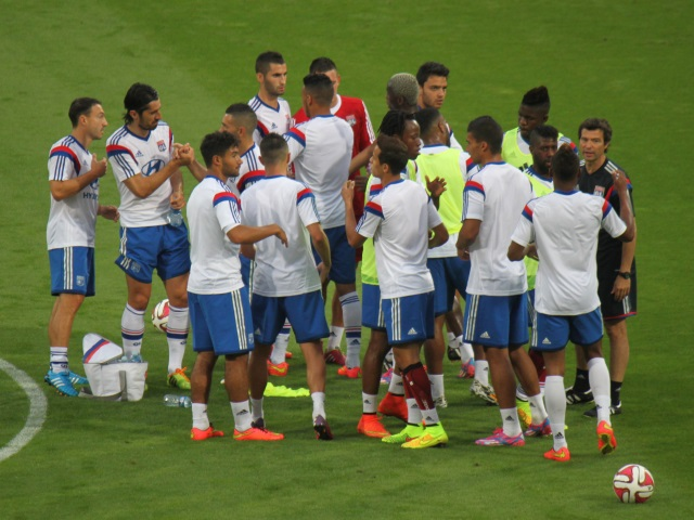 Coupe de France : l'OL veut maintenir la dynamique à Nantes