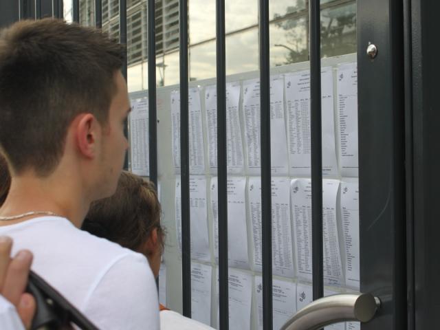 Baccalauréat 2015 : un taux de réussite en légère baisse dans l'académie de Lyon (80,2%)