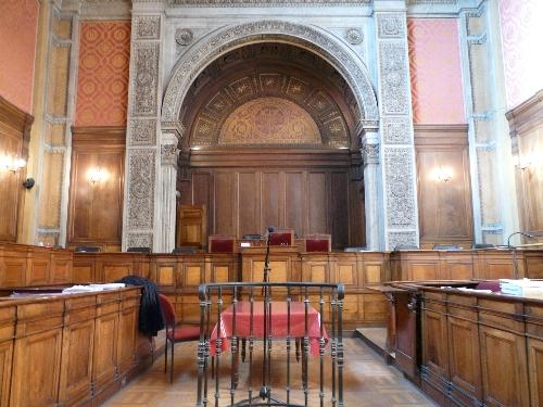 Lyon : la bourde dun juge dinstruction fait libérer un braqueur