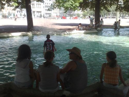 Le Rhône n'est plus en alerte canicule